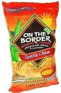 On the Border Cafe Tortilla Chips (16oz)