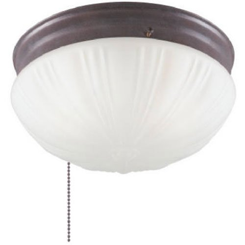 WESTINGHOUSE LIGHTING CORP 6720200 WESTINGHOUSE 67202 2-Light Sienna Ceiling Fixture