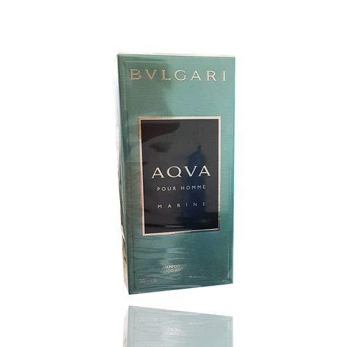 Bvlgari Aqua pour Homme Marine homme/ men, Duschgel, 200 ml, 1er Pack, (1x 320 g)