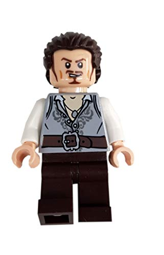 LEGO Pirates of the Caribbean: Will Turner Minifiguren