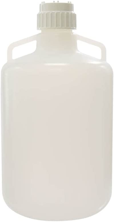Labvida Topics on TV 20L Round Carboys with Handles 1 in Molded G lowest price Graduations