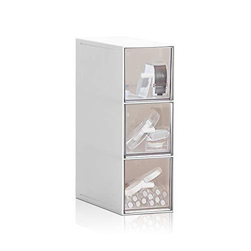 収納ケース 引き出し 収納 小物 卓上 透明 収納ボックス 縦、横置き OK