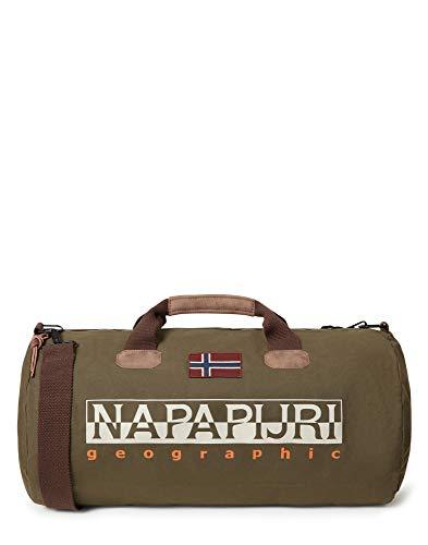 Napapijri Bering El - Bolsa de viaje (60 cm), Green (Verde) - NP000IY4