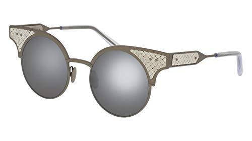 Bottega Veneta Gafas de Sol BV15 RUTHENIUM/GREY 49/0/0 mujer