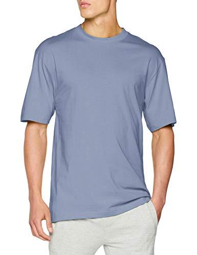 Urban Classics Herren Tall Tee T-Shirt, vintageblue, 5XL