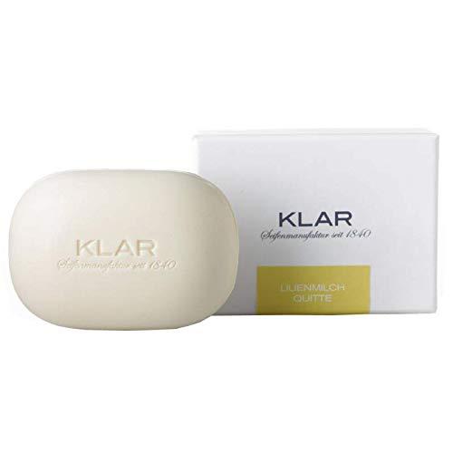 Klar's Exklusifseife Lilienmilch & Quitte 135 g