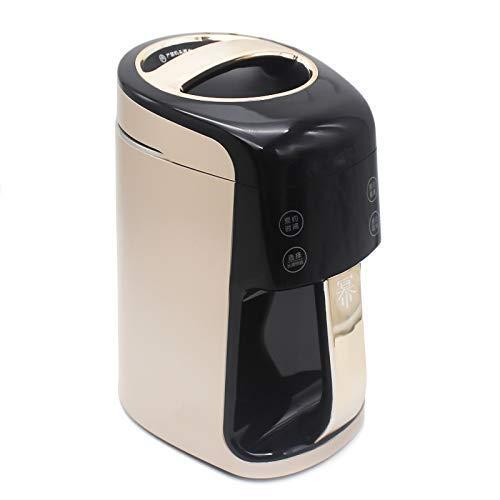 BGSFF Mini-Haushalts-Sojabohnenmilch, maschinenabriebfreies Timing Hochgeschwindigkeits-Sojabohnenmilchhersteller Vollautomatische Sojamilchmaschine Intelligenter Termin ohne Rückstände
