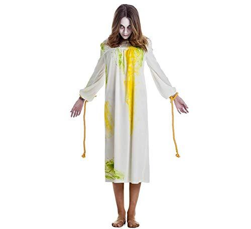 Car&Gus Disfraz de Niña Exorcista para Mujer