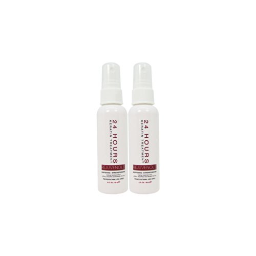 "Rejuvenol 24 Hours Keratin Treatment with Collagen 2oz""Pack of 2"""