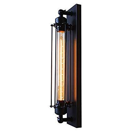 NTS Retro Antike Wandlampe Wandleuchte Edison Metall Vintage Industrie NTS-RL-W007