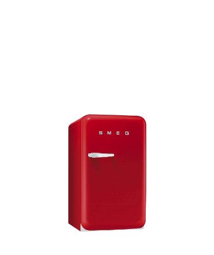 Smeg FAB10RR monoporta Libera installazione Rosso 114 L A+