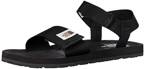The North Face Mens Skeena Sandal, Sandalias para Hombre, Negro (TNF Black/TNF Black), 40.5 EU