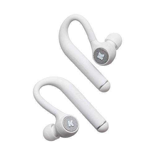 Kreafunk bGem Wireless Earphones White Edition