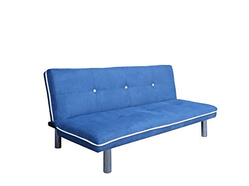 Mueblix Sofa Cama Royo - Azul