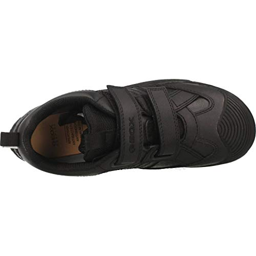Geox J Savage G, Zapatillas para Niños, Negro (Black C9999), 33 EU
