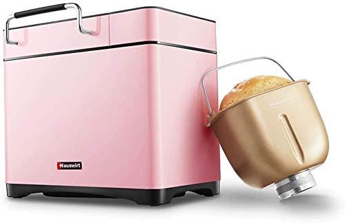 LXDDP Automatische Brotmaschine Glutenfrei Loaf Maker 19 Programme mit Brotrezepten 15 Stunden Verzögerungstimer 1 Stunde Warm halten Anfänger Friendl
