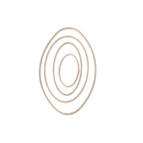 Gjyia One Set Redondo Cuadrado Geométrico Marco de Metal Joyería Resina UV Encantos Bisel Settingaccessories