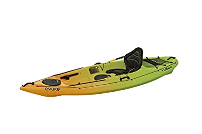 EVOKE Vue 100 Sit On Kayak Lemon Lime