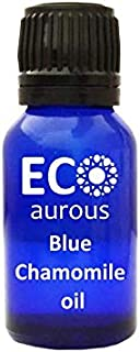 blue chamomile oil for skin