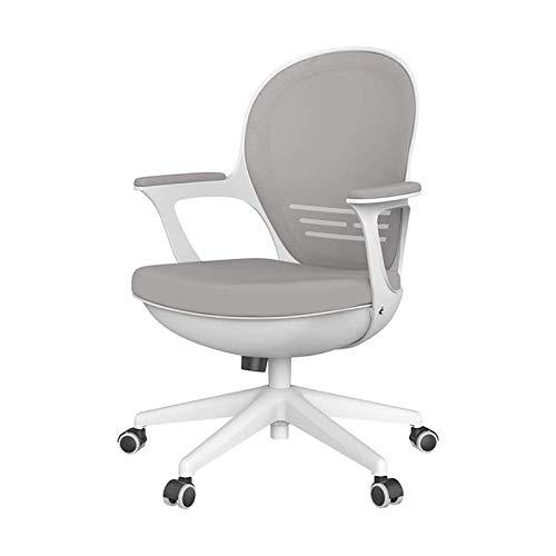 DJDLLZY Funda de silla de oficina para silla de oficina, diseño ergonómico elegante y pequeño, más cómodo y duradero
