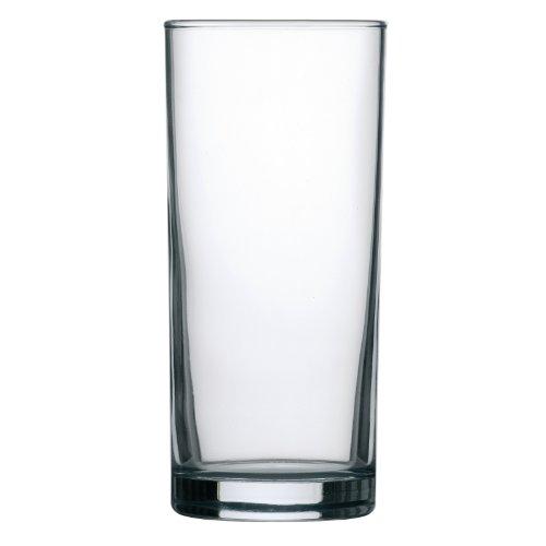 Arcoroc, hoge glazen, 340 ml, inhoud levering: 48 stuks.