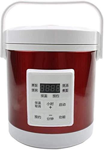 1.6l Mini Kuchenka Ryżowa 12 V 24 V Ciężarówki Samochodów Elektryczna Zupa Onridge Maszyna do gotowania Food Steamer Cieplej szybkie ogrzewanie Lunch Box