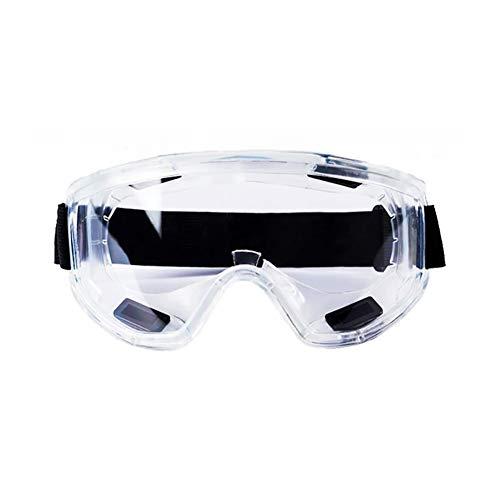 Uso Personal O Profesio Construcci/ón Qu/ímica Gafas Seguridad Protecci/ón Ocular Antipolvo Impermeables Ocular Transparente Para Actividades Al Aire Libre Gafas Protectoras De Seguridad Laboratorio