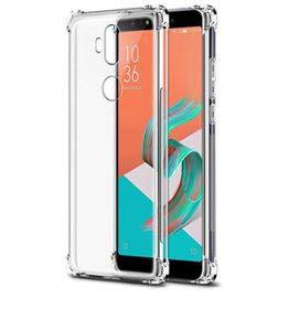 Capa Protetora para Zenfone 5 Selfie e 5 Selfie Pró em TPU Transparente - Comesp - ASTPZF5SELF