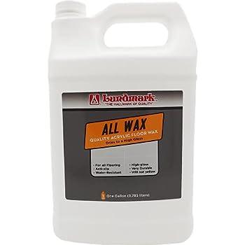 Lundmark All Wax Self Polishing Floor Wax 1-Gallon 3201G01-2