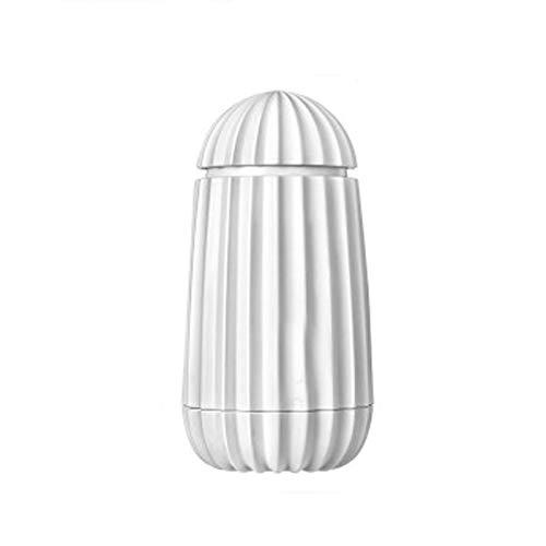 Dispensador de Palillos de Dientes, diseño de prensado Oculto en Forma de Cactus, Utilizado para Guardar Cajas de Palillos de Dientes en cocinas caseras o cafeterías (Color: Blanco)