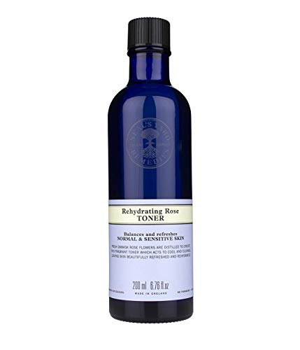 Neals Yard Remedies Rehydrating Rose Toner, 200 ml