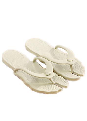 VERROL Pantuflas de Ducha Antideslizantes para Unisex Hombres Plegables Portátiles del Baño del Hotel del Negocio del Viaje Chanclas Zapatillas para Mujer