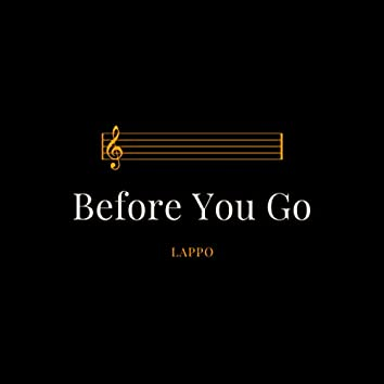 Before You Go (Cover)
