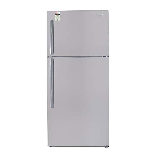 Croma 541 L 2 Star (2020) Inverter Frost Free Double Door Refrigerator (CRAR2525, Silver)
