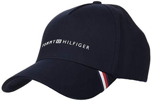 Tommy Hilfiger Uptown Cap Gorro/Sombrero, Cielo del Desierto, Taille Unique para Hombre