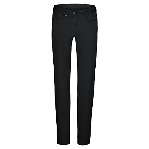 GREIFF Damen Kochhose Five Pocket | Regular Fit | Cuisine Premium | Style 1372 | Schwarz | Gr: S88