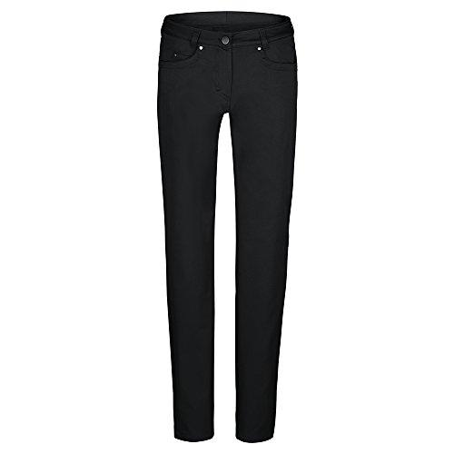 GREIFF Damen Kochhose Five Pocket | Regular Fit | Cuisine Premium | Style 1372 | Schwarz | Gr: 44