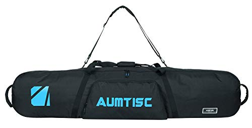 AUMTISC Snowboard Bag for Travel Bag with Storage Compartments Available Length in 155cm Blue