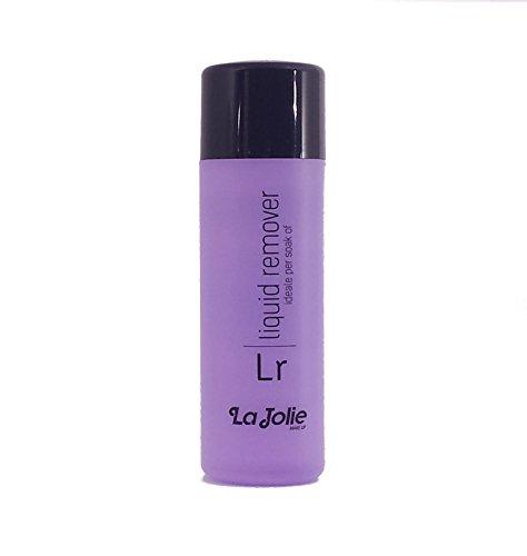 Remover profumato per Smalto Gel Semipermanente La Jolie 120 ml