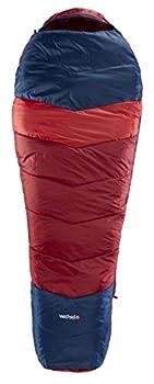 Wechsel Tents Stardust 0° L - Sac de Couchage Momie ? 3/4 Saisons - Ultra Confortable