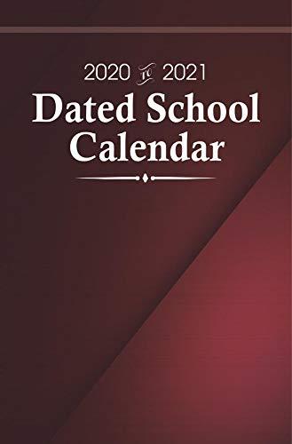 Dated School Calendar