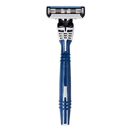 Personna Men's 3-Blade Disposable Shaving Razor - 12 Count Men's Disposable Razors