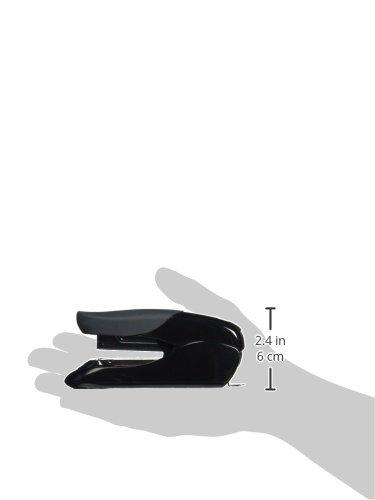 Max USA Easy Grip Heavy Duty Desk Stapler (HD-50F Black) Photo #2
