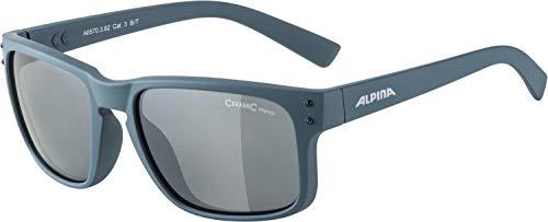 ALPINA Unisex- Erwachsene, KOSMIC Sportbrille, dirtblue matt, One Size