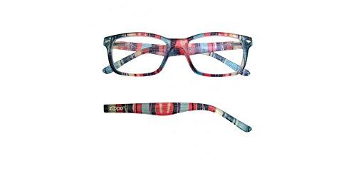 Brille Leselampe Zippo Multicolor + 2.00