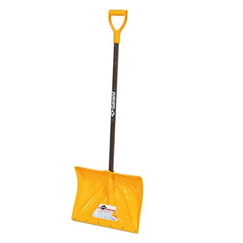Garant APM18KDR Alpine 18-Inch Poly Blade Snow Shovel