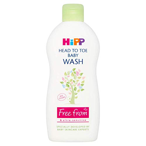 HiPP Head to Toe Baby Wash 400 ml (6 Stück) 2400 ml