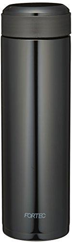 和平フレイズ 水筒 マグボトル 水分補給 フォルテック・パーク サースティ 800ml ブラック 保温 保冷 断熱2重構造 FPR-6196
