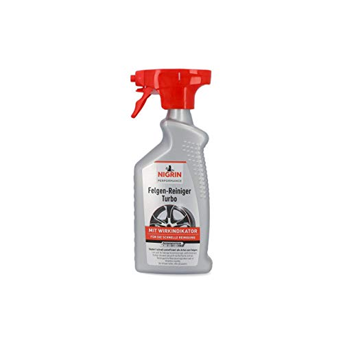 NIGRIN 74242 Turbo Felgenreiniger 500 ml