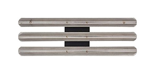 Vanguard Ribbon Bar Holder 9 Ribbons - Military Ribbon Bar Rack, Silver
